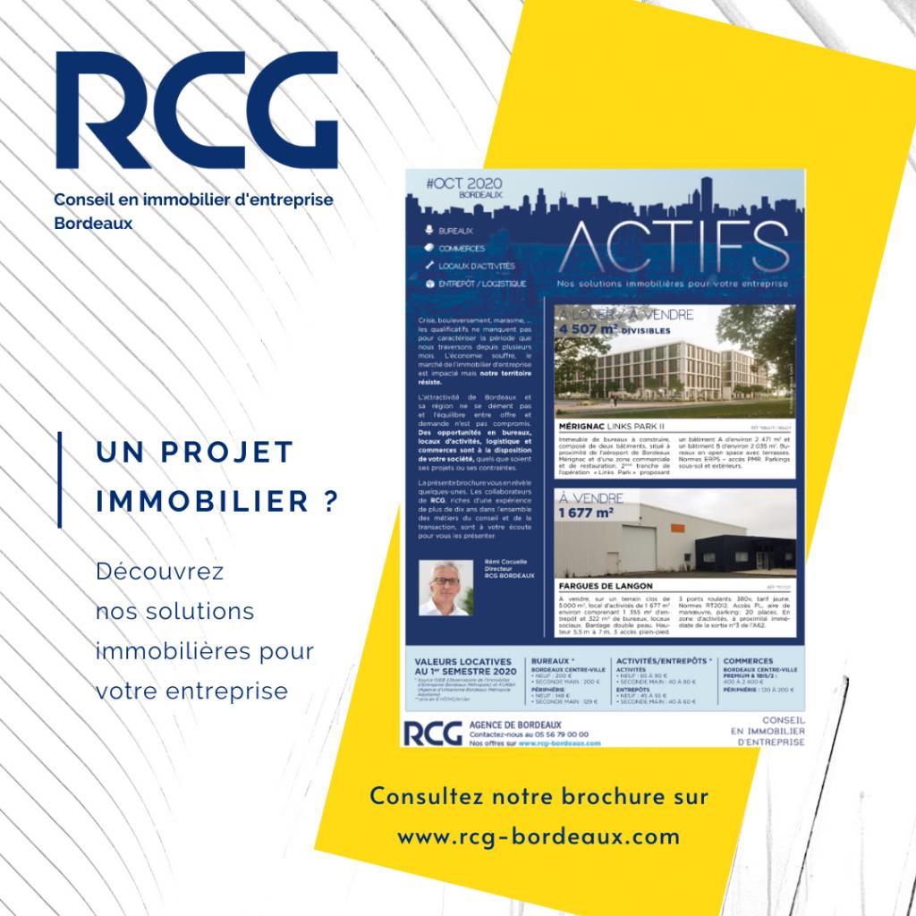 Catalogue d'offres en immobilier d'entreprise sur Bordeaux et sa métropole. une sélection d'offres de bureaux commerces locaux d'activités entrepôts logistique à vendre louer céder.
